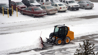Commercial Snow Removal 1